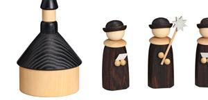 Miniaturen zum bestücken