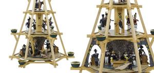 Pyramiden - Werner Figuren