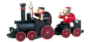 Räuchermänner Eisenbahn & Zubehör