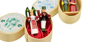 Miniaturen in Spandosen - Wolfgang Braun