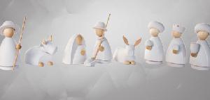Krippen - Hennig Figuren