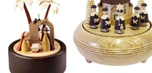 Spieldosen von Richard Glässer