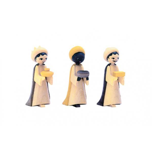 Ulmik - Heilige 3 Könige gebeizt