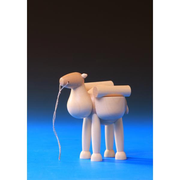 Schalling - Kamel stehend, mit Gepäck