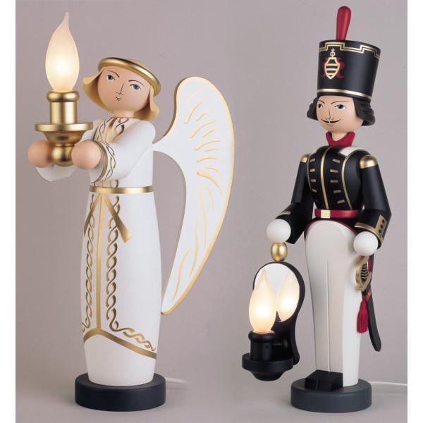 KWO - Engel und Bergmann, elektrisch beleuchtet