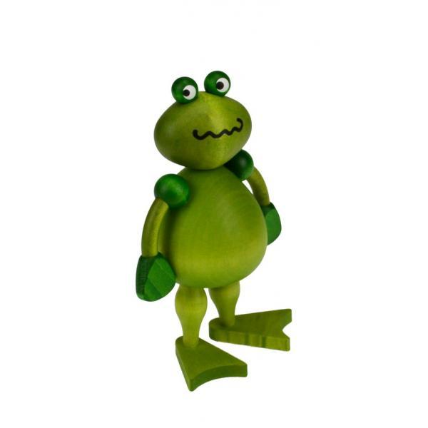 Drechslerei Martin - Frosch Freddy der I.
