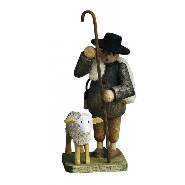 Günter Reichel - Hirte mit Schaf