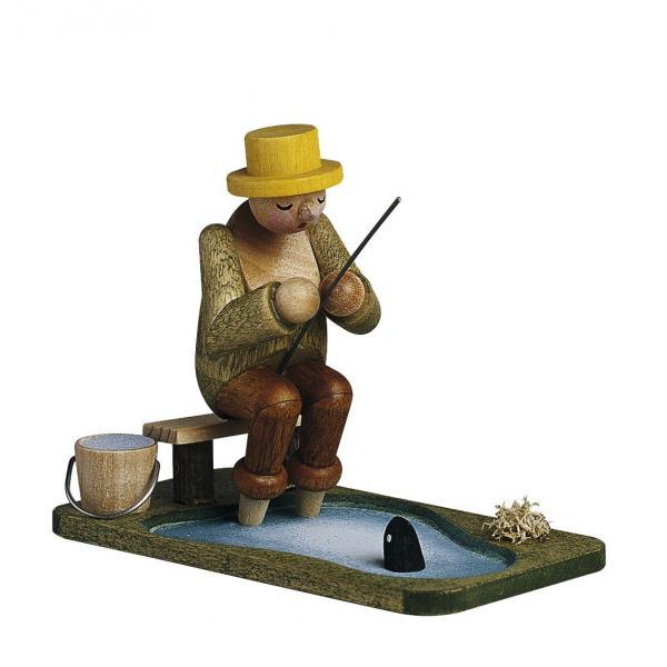 Günter Reichel - Angler am Teich