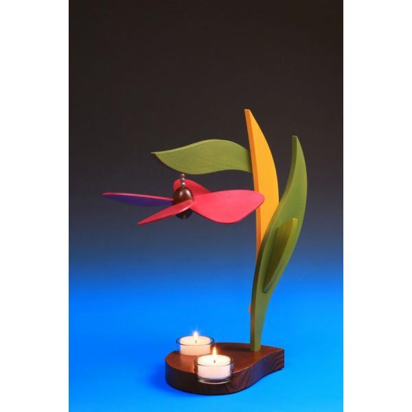 Schalling - Pyramide Flügelträumer -Falterblume- Magnetisch