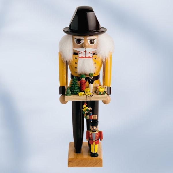 KWO - Nussknacker Spielzeughändler