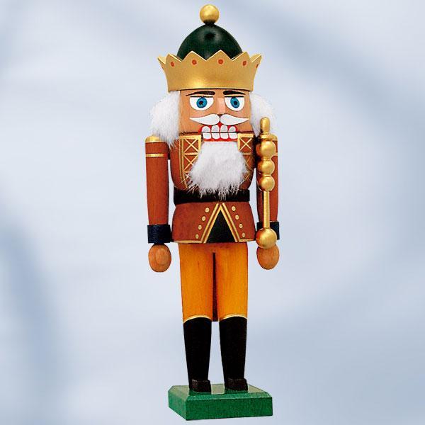 KWO - Nussknacker König mit Krone