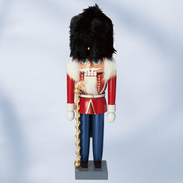 KWO - Nussknacker britischer Tambourmajor