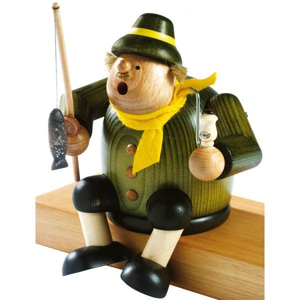KWO - Räuchermann Kantenhocker-Angler