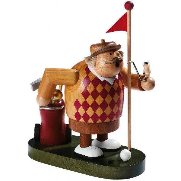 KWO - Räuchermann Golfer