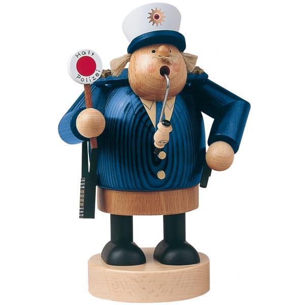 KWO - Räuchermann Polizist