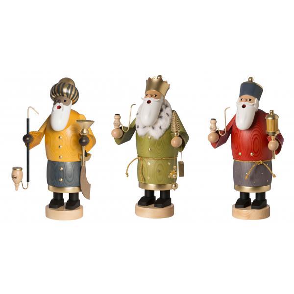 KWO - Räuchermann Die heiligen drei Könige, groß