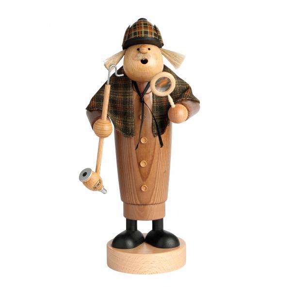KWO - Räuchermann -Sherlock Holmes-