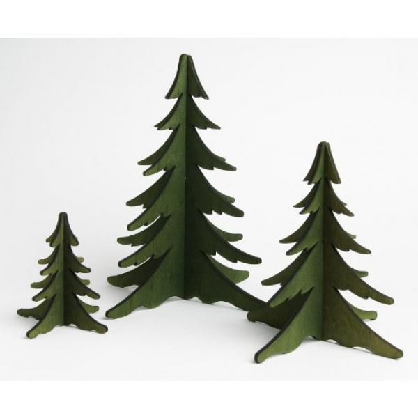 KWO - Baum grün  8 cm
