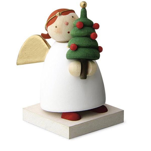 Günter Reichel - Schutzengel mit Weihnachtsbäumchen