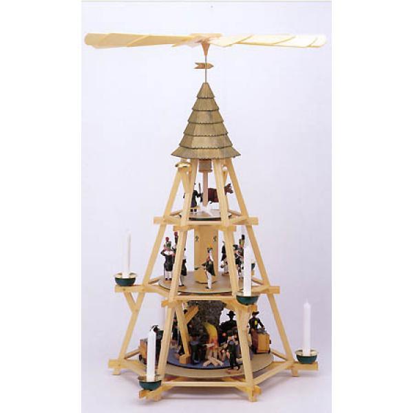 Walter Werner - Göpelpyramide