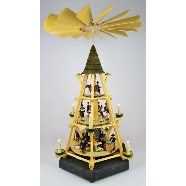 Walter Werner - Elektrische Göpelpyramide