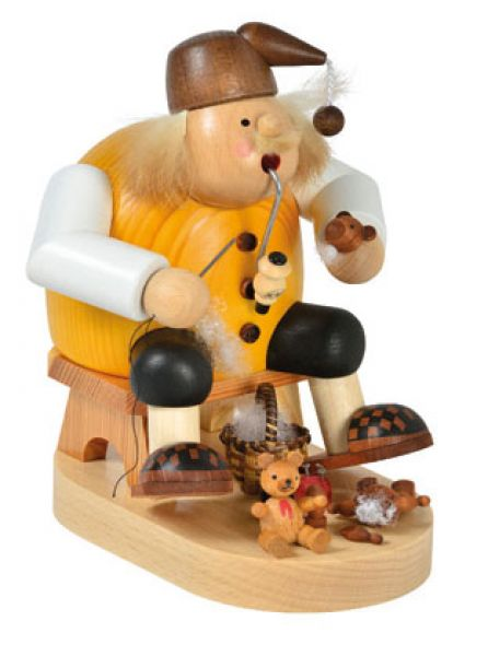 KWO - Räuchermann Teddymacher