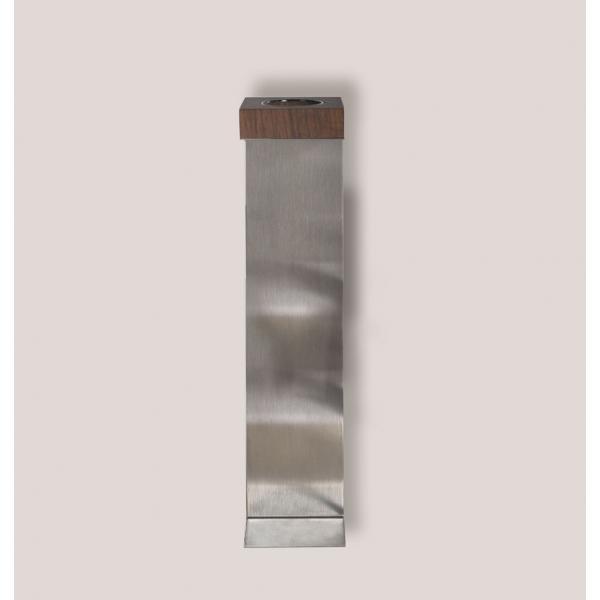 Rauta Edition FG  - Ständer - Leuchter 32 cm Edelstahl