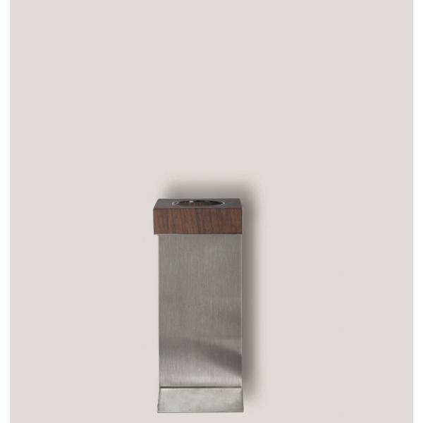 Rauta Edition FG  - Ständer - Leuchter 17 cm Edelstahl