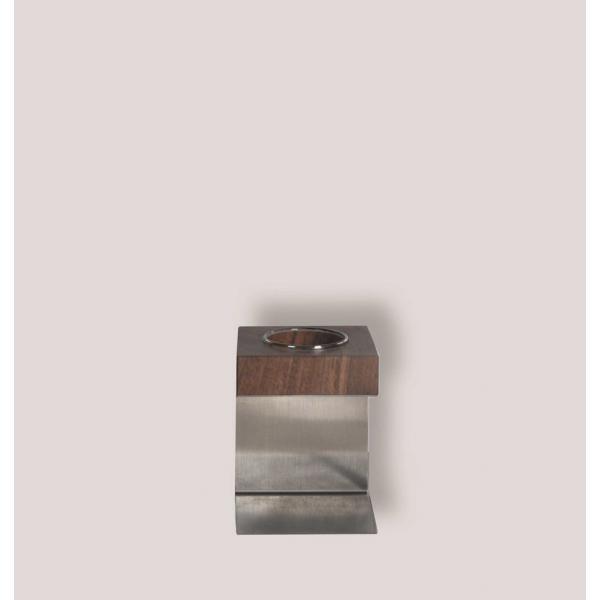Rauta Edition FG  - Ständer - Leuchter 9,5 cm Edelstahl