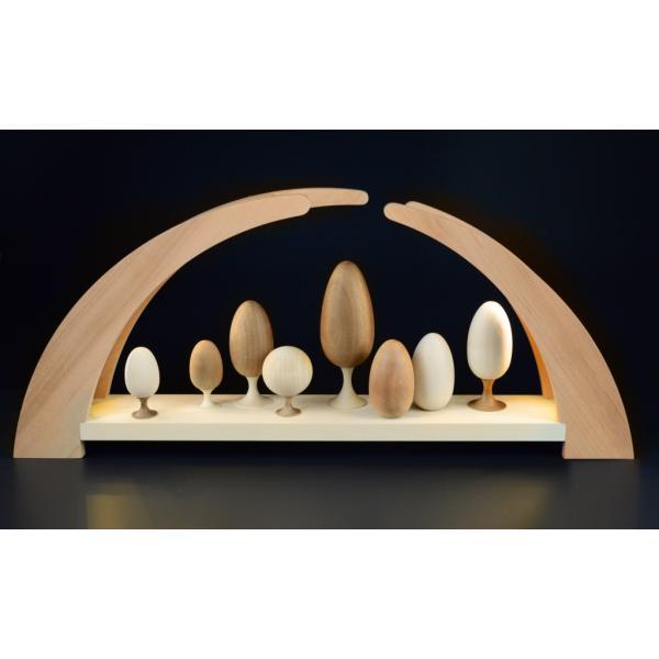 Rauta Edition FG  - LED-Schwibbogen Baumbestückung