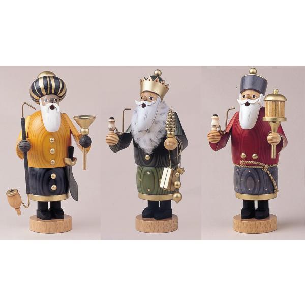 KWO - Räuchermann Die heiligen drei Könige