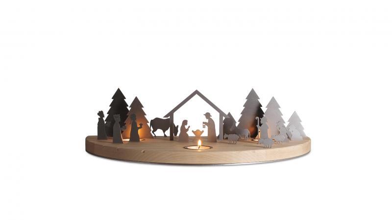 Moderne Weihnachtskrippe.Krippen Moderne Holzkunst De Fachgeschäft Aus Seiffen Für