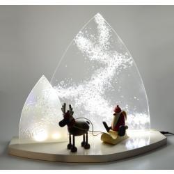 Gestaltungs ART - Moderner LED Lichterbogen