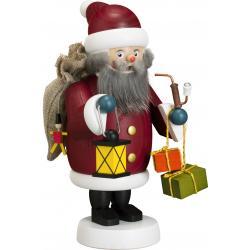 Seiffener Volkskunst eG - Räuchermann Weihnachtsmann