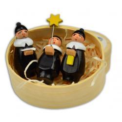 Wolfgang Braun - Miniatur in Spandose Kurrende
