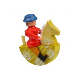 Wolfgang Braun - Miniatur Reiterlein