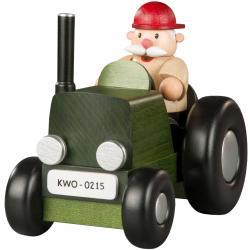 KWO - Räuchermann Traktorfahrer mini