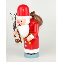 Gahlenz - Räuchermann Weihnachtsmann klein 17,- cm