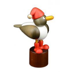 Drechslerei Martin - Weihnachtsmöwe, grau