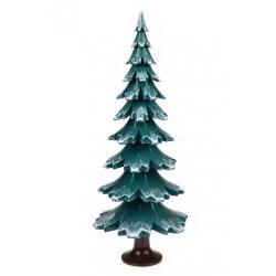 Gahlenz - Baum grün-weiß lackiert 33 cm