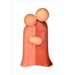 Ulmik - MODERN LINE Familie, 7 cm gebeizt