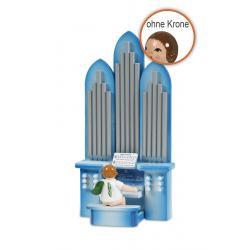 Ellmann - Orgel mit Engel