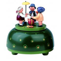 KWO - Spieldose, klein - Kinderreigen
