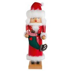 KWO - Nussknacker Mrs. Santa