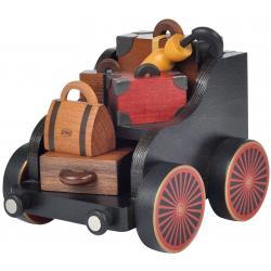 KWO - Gepäckwagen für Eisenbahn