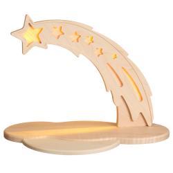 Zeidler - LED Schwibbogen Sternschnuppe