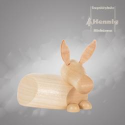 Hennig Figuren - Esel modern groß natur