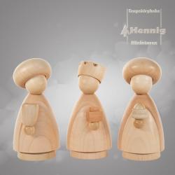 Hennig Figuren - Heiligen 3 Könige modern groß natur