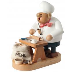 KWO - Räuchermann Weihnachtsbäcker