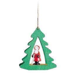 Richard Glässer - Baumbehang Bäume mit Nikolaus